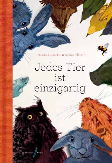 Jedes Tier ist einzigartig, Ladislaus Bean Verlag