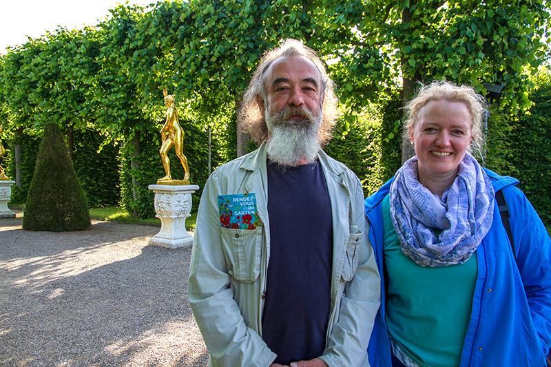 Barockpark Herrenhäuser Gärten Auf Vogelpirsch mit Gartenmeister Amelung, Copyright: laview