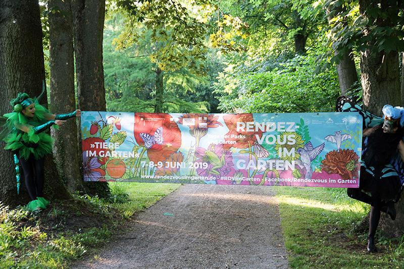 Eröffnung in Genshagen, Copyright: laview