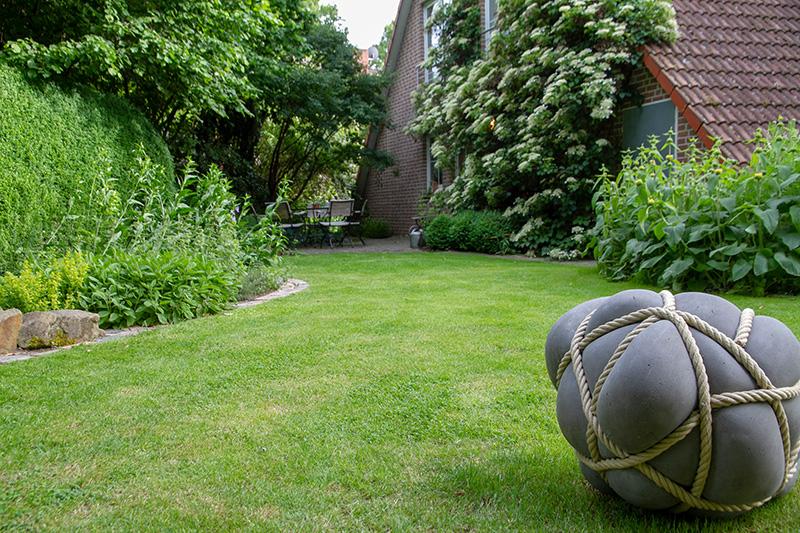 Hannover, Kunst und Literatur im-Garten Pristin, Copyright: laview