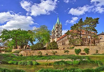 Domgarten Naumburg - Foto: Vereinigte Domstifter, Falko Matte - klein