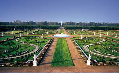 Herrenhäuser Gärten, Grosser Garten, Hannover - Foto: Nik Barlo Jr