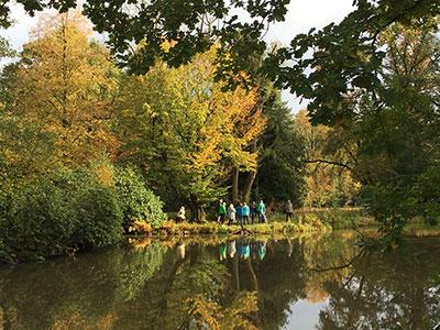 Breidings Garten, Soltau - Foto: Ulrike Zielke