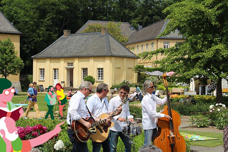 Schloss Dyck - Foto: Jens Spanjer