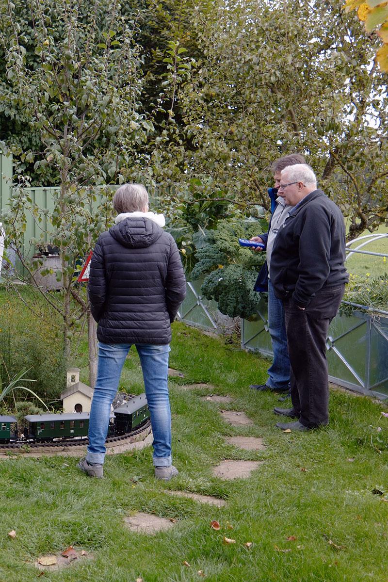 Garten Trautwein, Foto: Renate Trautwein