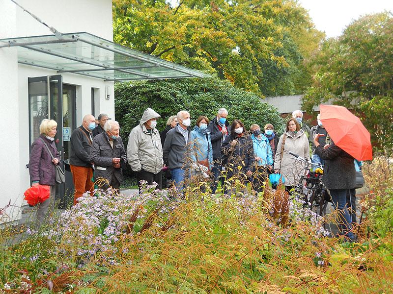 Gartenbauzentrum Essen DGGL Ruhr, Foto: Martin Neumann